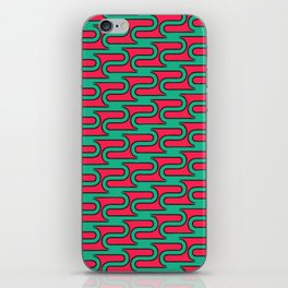 Pop Swirls iPhone Skin