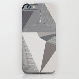 Origami III iPhone Case