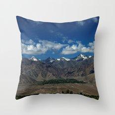 The Stok View... Throw Pillow