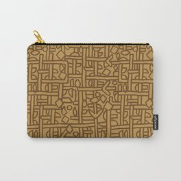 Ornament ethnic Carry-All Pouch