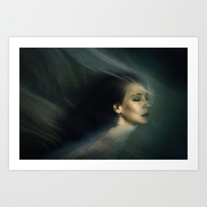 The Deep Nowhere Art Print
