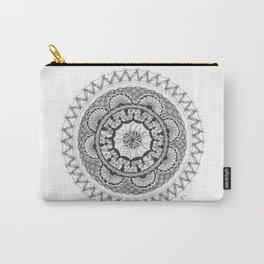 Zendala - Zentangle®-Inspired Art - ZIA 18 Carry-All Pouch