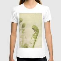 fern T-shirts featuring Fern by Pure Nature Photos