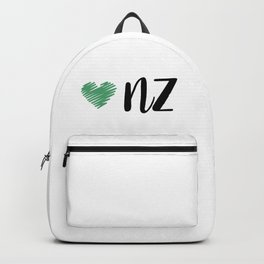 Love new zealand Backpack