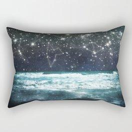 The Greek Upon the Stars Rectangular Pillow