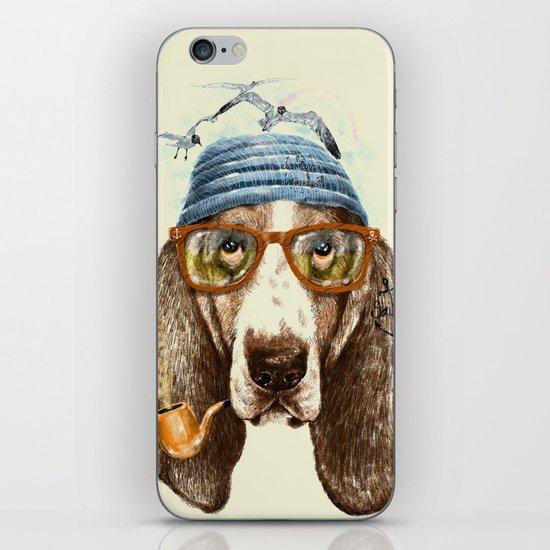 SEAGULL II iPhone & iPod Skin