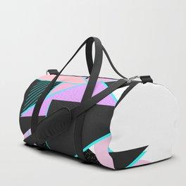 Hello Mountains - Moonlit Adventures Duffle Bag