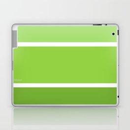 New Green Laptop & iPad Skin