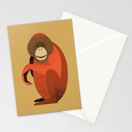 Whimsy Orang Utan Stationery Cards