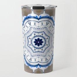 Kremlin Inspired Mandala Travel Mug