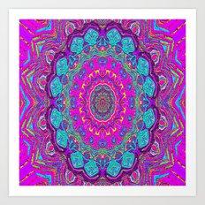 Colors of Spring.... Art Print