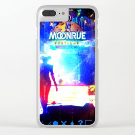 Wicked - MoonRiseFest2017 Clear iPhone Case