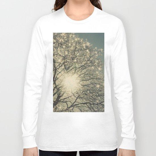 Winter Sparkle Long Sleeve T-shirt