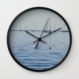 Gathering Memories - Iconic Summer Wall Clock