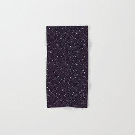 constellations pattern Hand & Bath Towel