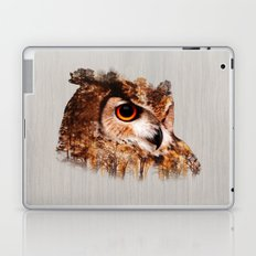 Home of the one who sees it all Laptop & iPad Skin