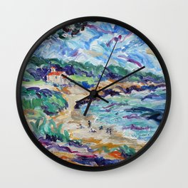 Chapel at St Croix Wall Clock