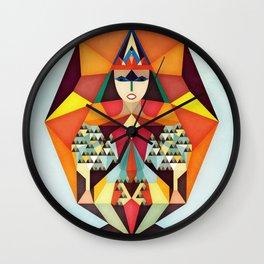 Meanttobe Wall Clock