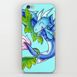 Leafy Sea Dragon iPhone Skin