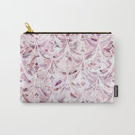 Berry Frosting Art Deco Pattern  Carry-All Pouch