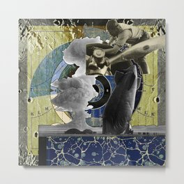 Target Yew 12 - Mothership Metal Print
