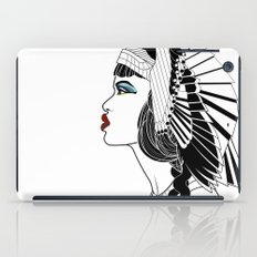 Queen of The Nile. iPad Case