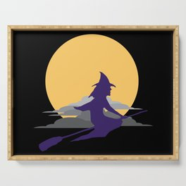 Witching Hour Serving Tray
