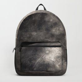 Full Harvest moon Backpack