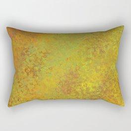 Liquid Hues Fluid Art Digital Illustration, Digital Watercolor Artwork Rectangular Pillow