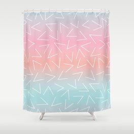 Morning Sky by Everett Co Shower Curtain