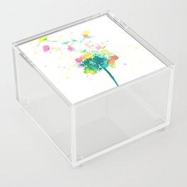 Lâchez prise Acrylic Box