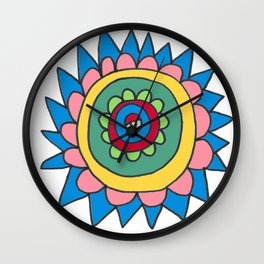 eyes for you Wall Clock