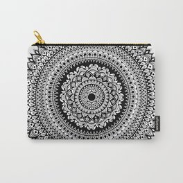 Tribal Inspired Mandala B Carry-All Pouch