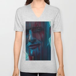 Tears in Rain Unisex V-Neck