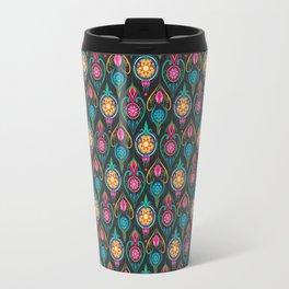 Suzani Ogee Pattern Travel Mug