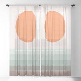 Sunseeker 16 Portrait Sheer Curtain