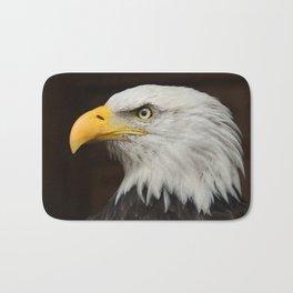 Eagle Photography | Nature | Wildlife Art | American | Rustic Wall Art | Animal Photography Bath Mat