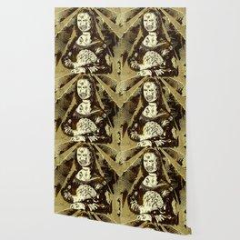 Moan-a-Lisa Wallpaper