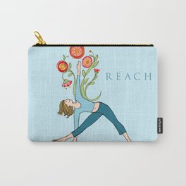 Yoga Girls_Reach_Robin Pickens Carry-All Pouch