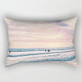 Bali Sanur Beach Rectangular Pillow