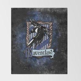 Ravenclaw team flag emblem iPhone 4 4s 5 5c, ipod, ipad, pillow case, tshirt and mugs Throw Blanket