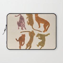 Adria Cheetahs Laptop Sleeve
