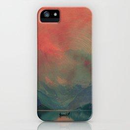 Dreamland valley iPhone Case