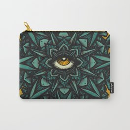Mandala Eye - Color Variant 1 Carry-All Pouch
