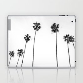 Black + White Palms Laptop & iPad Skin