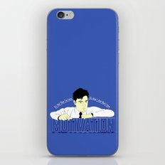 Motivation - Office Space iPhone & iPod Skin