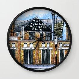 Fulham Football Club Wall Clock