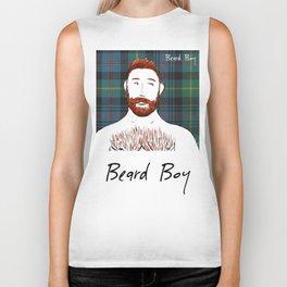 Beard Boy: Finlay Biker Tank