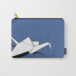 Paper Crane Carry-All Pouch