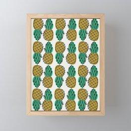 You're a FINE-Apple. Framed Mini Art Print
